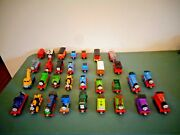 Thomas And Friends Take Along Diecast Magnetic Train Lot Engine Cars Tenders Truck