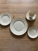 16x Lenox China - Hayworth 5 Piece Place Setting - Cosmopolitan Collection