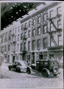 Lg786 1948 Wire Photo 3rd Ave New York Barbara Sears Apartment Antique Shops