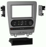 Metra 99-5853ch Double Din Install Dash Kit For 2010-2014 Ford Mustang Vehicles