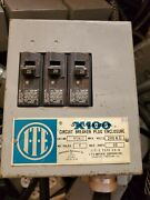 Ite Siemens 50amp Xeq450 50amp Busway Bus Duct Plug Disconnect Switch Xj-l Type