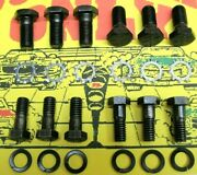 Chevelle Camaro Impala 4 Speed Transmission Flywheel And Pressure Plate Bolts