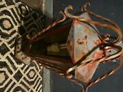Antique, Exterior, Hand Crafted,post Lighting 24hx18w, Gas Or Electric Available