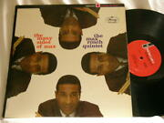 Many Sides Of Max Roach Booker Little Julian Priester George Coleman Mercury Lp