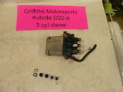 Kubota D722-e 3 Cylinder Diesel Engine Fuel Injection Pump Injector Oem 21hp