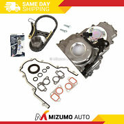 Timing Chain Kit Timing Cover Fit 07-16 Buick Cadillac Chevrolet Gmc 5.3 6.0 6.2