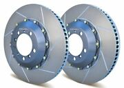 Girodisc Front 2pcs 380mm Rotors For Porsche Cup Cars 997 W/o Center Locks