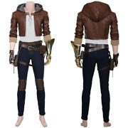 Game League Of Legends Lol The Prodigal Explorer Ezreal Cosplay Costume Unifor And