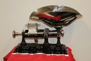 Early 1900s Dodge Mfg. Micrometer 10lb Scale Fully Restored
