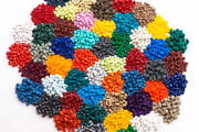 Colorants For Pe Pp Ps And Abs Plastic Resin Pellets - 3 Lbs