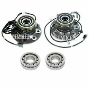 Timken Wheel Bearing And Hub Assembly For Dodge Ram 2500 4wd