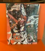 Auburn Basketball 1998-99 Guide Featuring Bryant Smith From Cover