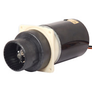 Marine Boat Waste Pump Assembly For Qf Quiet Flush Ds Designer Series Toilet New