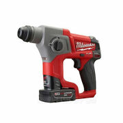 [milwaukee] Sds-plus Rechargeable Hammer Drill Brushless Type - M12 Ch-402c 1