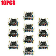 Lcd Dc 5.5-30v To 0.5-30v 60w Buck Boost Power Supply Step Up Down Module 10pcs