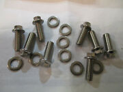Buick Nailhead Arp Stainless Steel Ss Intake Manifold Bolts 322 364 401 425