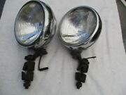 1946 - 1954 Guide B-l-c 5 3/4 Inch Sealed Beam Driving Lights Car Or Truck