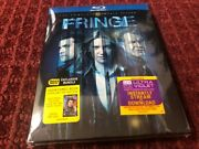 Fringe The Complete Fourth Season Blu-ray Disc, 2012, 4-disc Set, Includes...