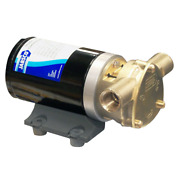 Marine Boat 9 Gpm Commercial Duty Water Puppy Self Priming Bilge Pump - 12v