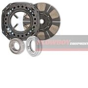 Clutch Kit For Ford Tractor Tw10 7910 8000 8200 8210 8530 8600 8700 9000 9200 +