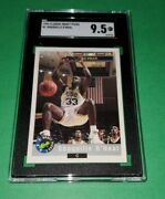 Shaquille O'neal 1992 Classic Draft Picks 1 Rookie Card / Graded 9.5