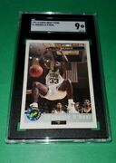 Shaquille O'neal 1992 Classic Draft Picks 1 Rookie Card / Graded 9