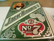 Vintage Jack Daniels Old No 7 Playing Cards New In Orig Box Never Played With