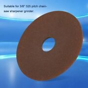 Chainsaw Grinding Round Wheel Disc For Chain Saw 3/8and039and039 325 Sharpener Grind