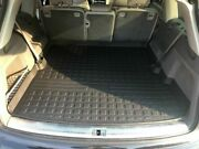 Rear Trunk Liner Floor Mat Cargo Tray Pad For Audi Q7 2007-2015 Brand New