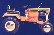 Allis Chalmers B110 Operations Manual For B-110 Tractor Service And Maintenance