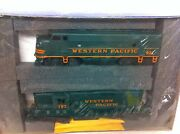 Athearn Special Edition 2205 West Pacific F7a Powered Gp7 Train Cars Nib 1996