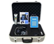 Compu-flow C6 Doppler Ultrasonic Portable Flow Meter W/ Rate And Total Only