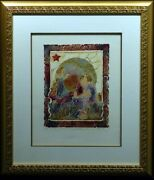 Roy Tonkin Los Amato Iv Framed Serigraph Hand Signed Submit Your Best Offer
