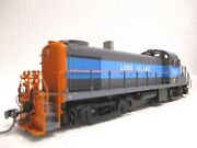 Dvp Brass Ho Scale - Long Island Rr Alco Rs2 1519 - New York Worlds Fair Colors