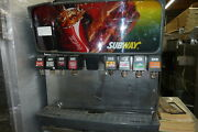 Soda /ice Dispensing Machine 10 Heads Complete.115 Volts 900 Items On E Bay