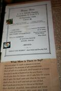 Uss Indianapolis Crew Members Widows Scrapbook From Early Wwii Emotional Book