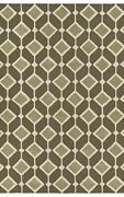 Kaleen Rugs Spaces Collection Spa05-49 Brown Hand Tufted Rug 8 X 10