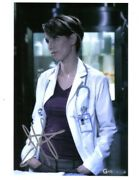 Lexa Doig As Dr. Carolyn Lam On Stargate Sg-1 Autographed Picture