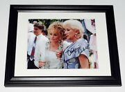 Olympia Dukakis Autographed 8x10 Color Photo Framed And Matted - Steel Magnolias