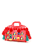 New Dolce And Gabbana Kendra Bag Bb6702 Ak750 Rosso Authentic Nwt