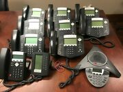 Polycom Soundpoint Ip 550 Bundle And Conference Phone