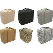 New U.s. Gi Flyers Kit Large Duffle Bag Colors Army Made In Usa