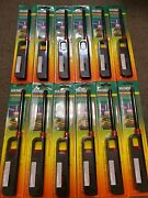12 Pack Refillable Butane Lighters Gr8 For Candle Fireplace Kitchen Stove Grill.