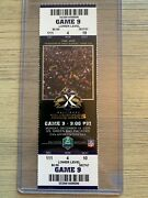 Green Bay Packers @ Ravens Ticket Stub 12/19/05 Aaron Rodgers Nfl Debut Game 2