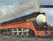 Mth Electric Trains 2008 Volume 3 Premier Railing And Tinplate Traditions
