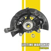 Wheel Hub Steering Knuckle Assembly Right For 13-16 Toyota Avalon