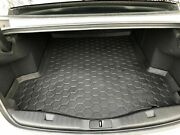 Rear Trunk Liner Floor Mat Cargo Tray Pad For Lincoln Mkz 2013-2020 Brand New