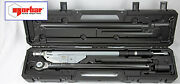 Ken Tool 30435 Norbar Two Piece Torque Wrench Kit New