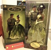 Disney Fairytale Designer Doll Collection Tiana And Neveen