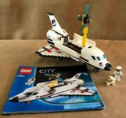 3367 Lego Space Shuttle Complete Instruction City Town Vehicle Launch Pad Rocket
